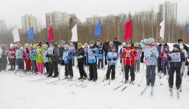 Лыжная гонка на «Кубок Академический» пройдёт 21 января