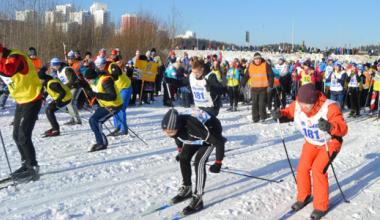 Восьмая «Лыжня России» в Академическом пройдёт в 18 февраля