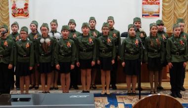 Праздничный концерт «23+8» в школе № 16