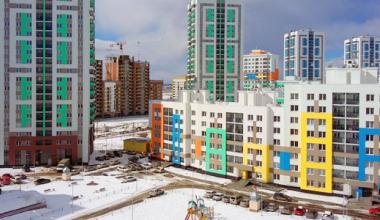 Мэрия назвала Академический одной из главных строек Екатеринбурга