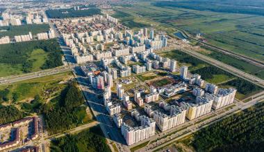 Академический претендует на звание лучшего строительного проекта России