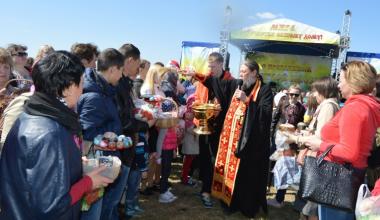 В день Пасхи в Академическом пройдут пасхальные богослужения и праздничный концерт