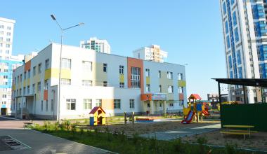 В субботу в детских садах района пройдёт день открытых дверей