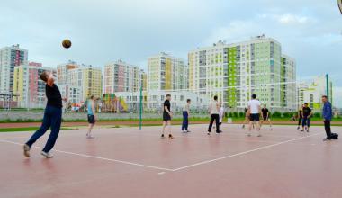 Расписание летних игр спартакиады по футболу и волейболу