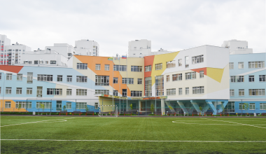 Школа № 23 стала соискателем премии Татищева и де Геннина за заслуги в области архитектуры