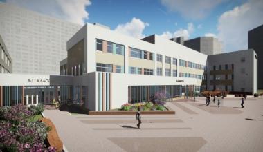 Отсутствие финансирования ставит под угрозу планы по реконструкции школы № 181