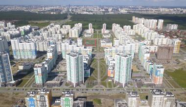 Чиновники хотят узнать мнение жителей по поводу создания 8-го района Екатеринбурга