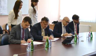 Представители итальянского бизнеса подписали соглашение о сотрудничестве с Академическим