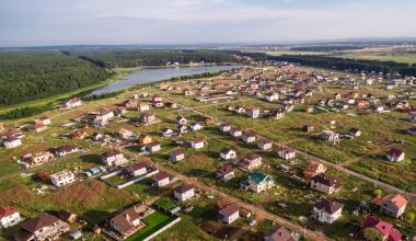 Новогодняя распродажа от Villa66 — скидки до 50% на каждый земельный участок в посёлке «Заповедник»