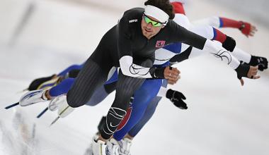 Зимняя спартакиада откроется 9 декабря гонкой на коньках