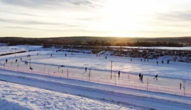 Рождественский турнир по дворовому хоккею пройдёт 7 января