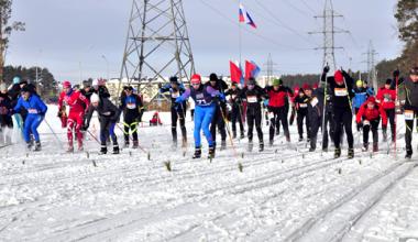 «Лыжи просто вязли в снегу»: прошла гонка на длинную дистанцию четвёртого этапа «AkademMan»