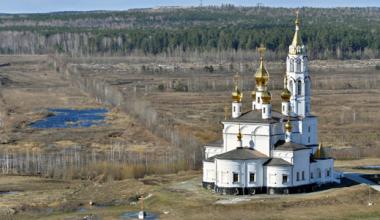 В Академическом построят ещё один храм