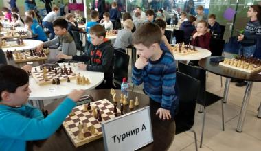 Команды школ района сыграют в шахматном турнире