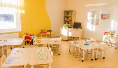 В нулевом квартале Академического открылся новый детский сад