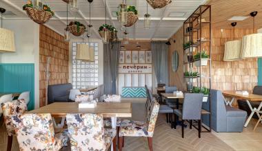 Для взрослых и детей: семейное кафе «Печёрин дворик» ждёт жителей Академического в гости