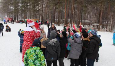 На праздник 29 декабря в Юго-Западном придёт Дед Мороз
