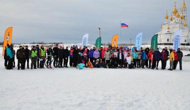 Академчане оказались сильнейшими на междугородней командной эстафете «Зимний Akadem»