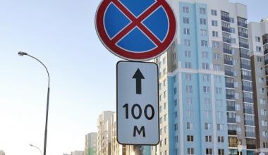 На дублёрах улиц Вильгельма де Геннина и Павла Шаманова запретят парковаться из-за уборки снега