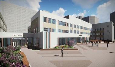 До 2021 года в Академическом построят три школы