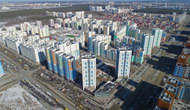 Депутаты отказались включать Верх-Исетскую часть Академического в Ленинский район