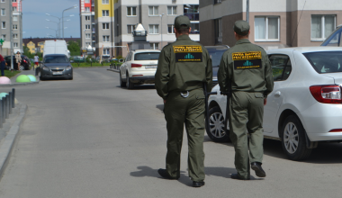 Отчёт о работе системы безопасности за август