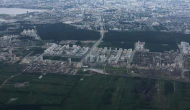 В правительстве определили этапы создания восьмого района Екатеринбурга