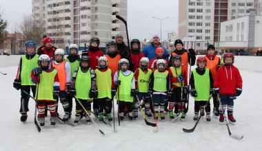 Объявлен набор в детскую и взрослую лиги дворовых игр по хоккею