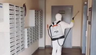 Жительницу Широкой Речки забрали в больницу с подозрением на коронавирус