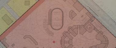 Спортивная зона УрГАУ для жильцов