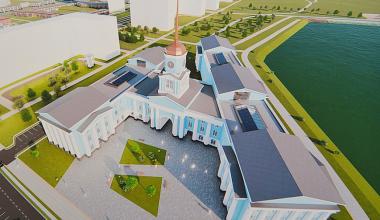 «Я считаю, что нужна классика»: Высокинский о здании администрации в Академическом