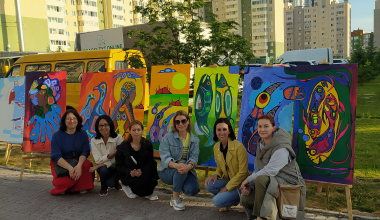 Академический — район юных художников