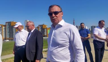Алексей Орлов: «Строительство второго Академического позволит создать тысячи новых рабочих мест»