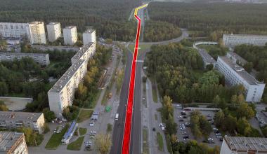 Перекроют ли дорожное движение из-за строительства трамвайной ветки?