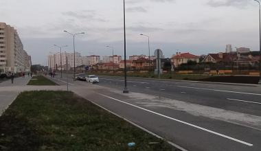 Машинам зелёный свет! Дорогу на улице Чкалова открыли для машин