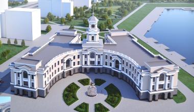 Депутаты согласовали место будущей администрации Академического района