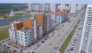 Академический район получит федеральный кредит на развитие