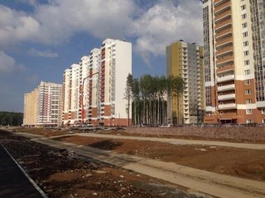Фотоотчёт строительства 7-го квартала