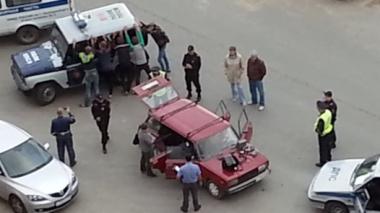 Поймана банда автоворов