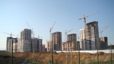 Фотоотчет строительства 5 квартала