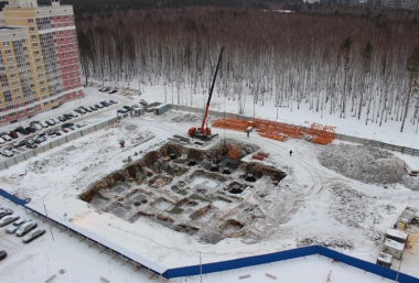 Строительство новых садиков