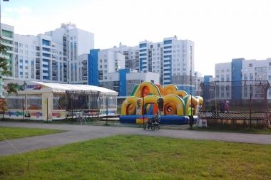 Площадки для детей не внушают доверия