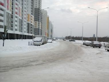Улица Рябинина открыта для проезда