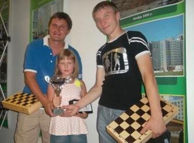 Итоги турнира по шахматам