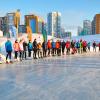 Первый конькобежный этап третьего сезона «AkademMan» установил рекорд посещаемости