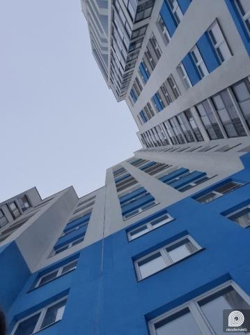 Геометрия дома в пятом квартале района