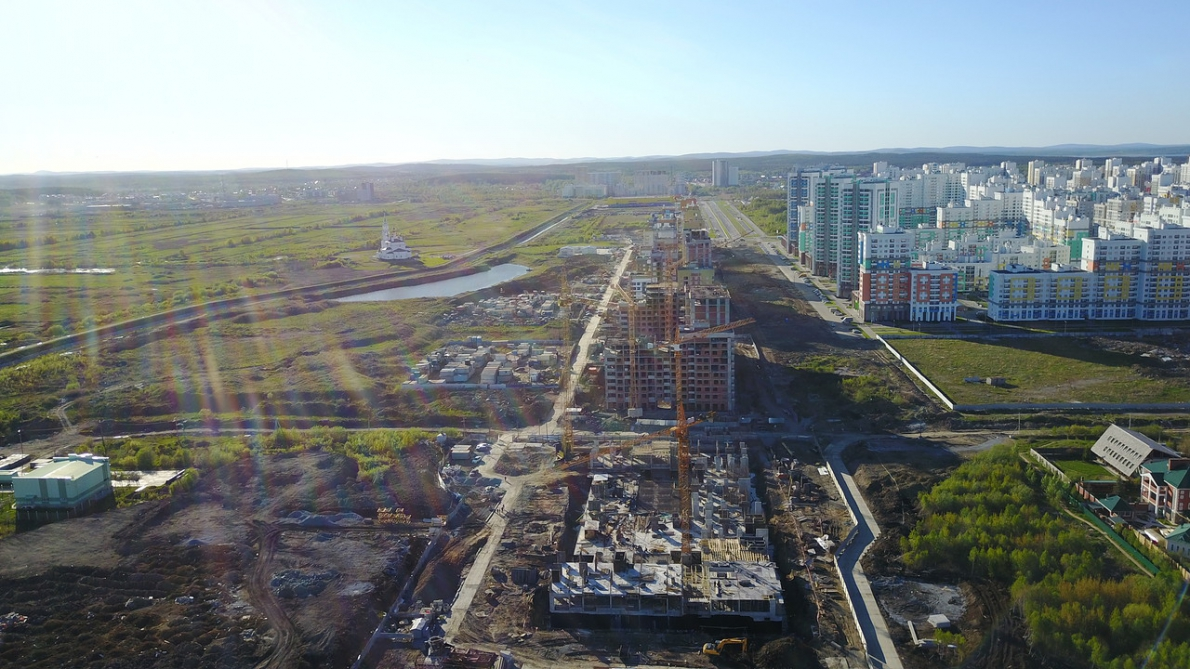 На строительство улицы Академика Сахарова потратят миллиард