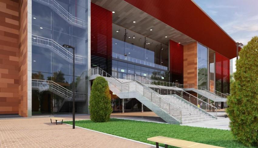 Главный архитектор города разрешил построить в Академическом Дворец дзюдо