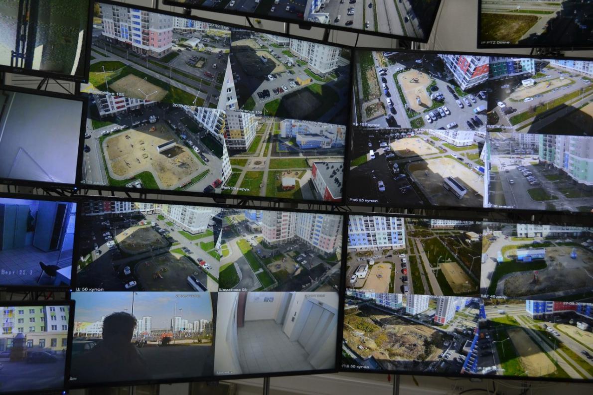 Отчёт о работе системы безопасности за июль