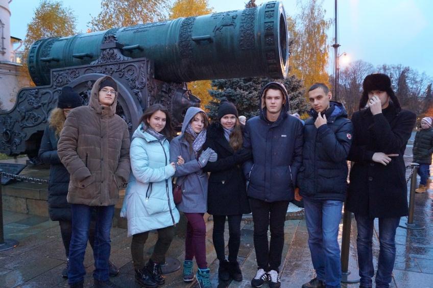 Школьники района приняли участие в национальной программе развития детского туризма «Моя Россия»